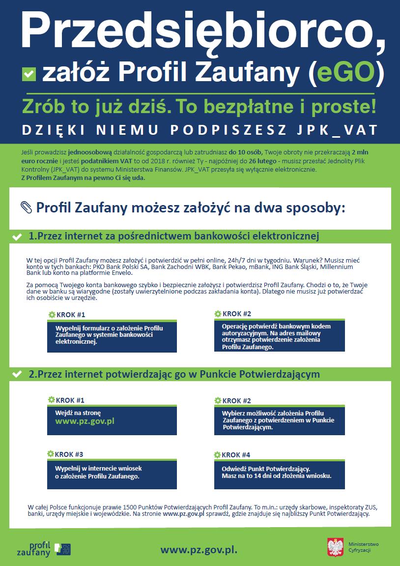 Plakat_Profil Zaufany