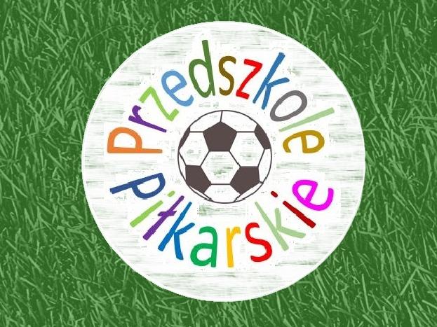 logo przedszkole piłkarskie