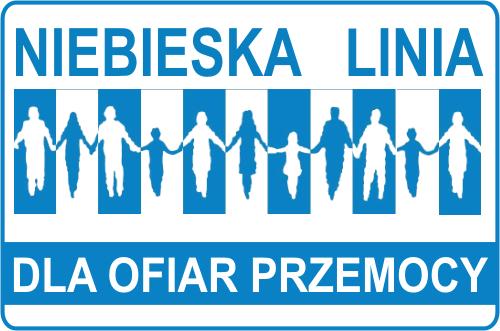 niebieska linia