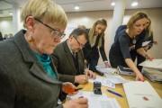 15.12.2017 Podpisanie umow RPO - przedeszkola - fot. Szymon Zdzi
